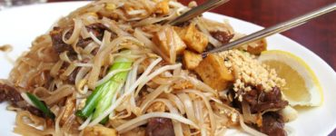 Thai Fried Noodle