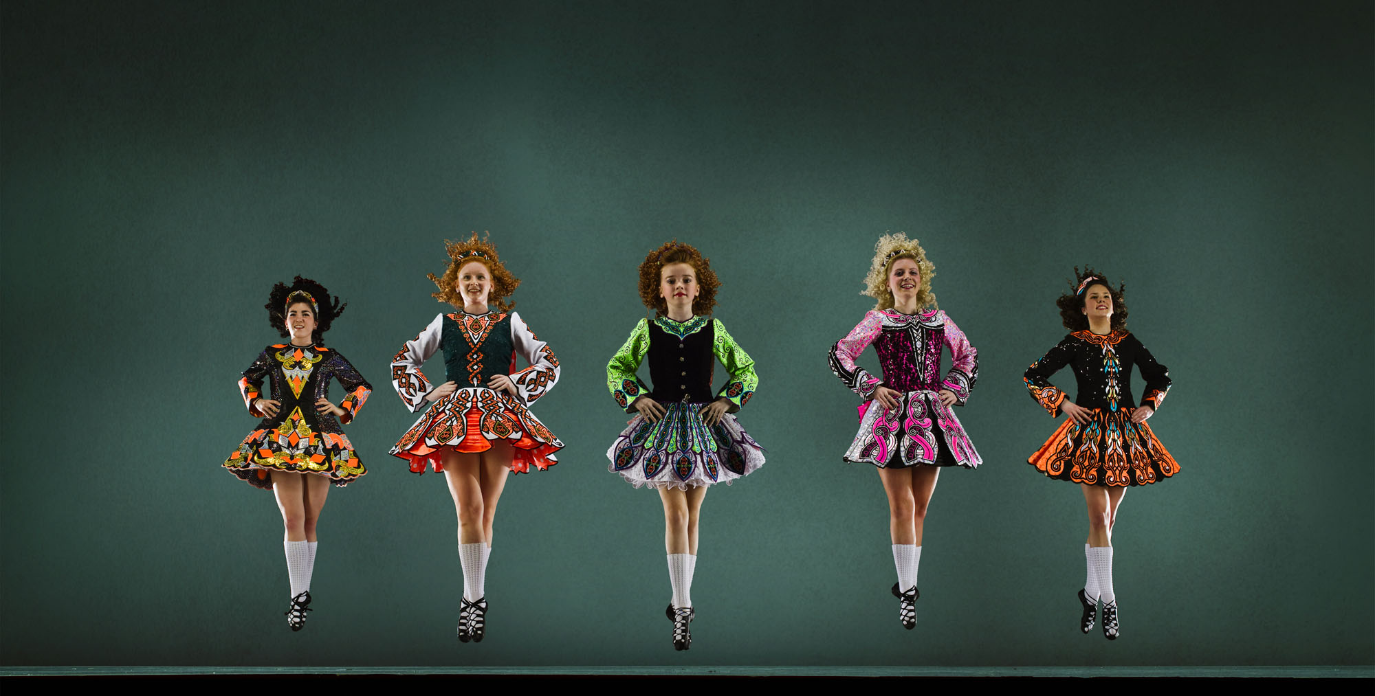 The secret world of Irish dance