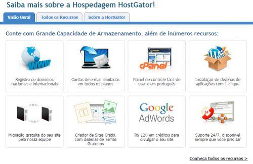hostgator brasil é bom registro.br