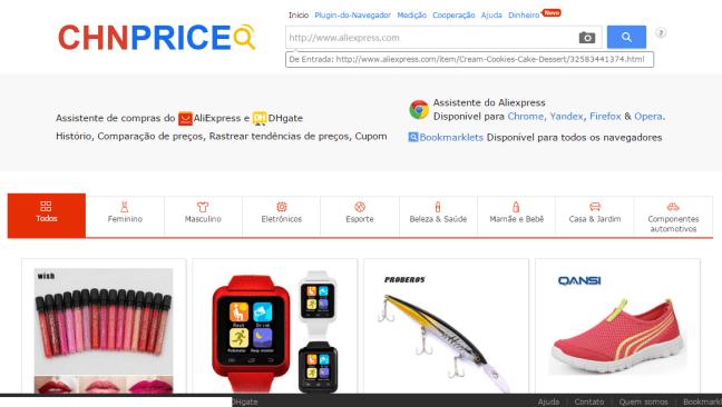 como comprar no ali Express brasil