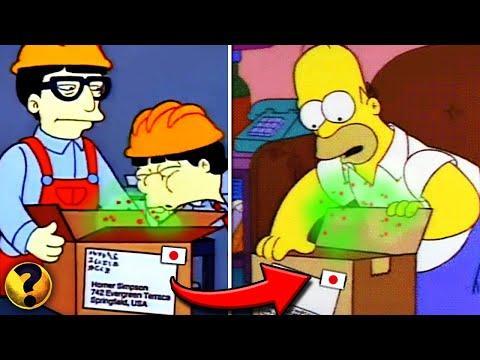Os Simpsons PREVIRAM O CORONAVÍRUS há quase 30 ANOS